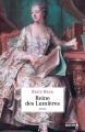 Couverture Reine des Lumières Editions du Rocher (Grands romans ) 2017