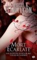 Couverture Anita Blake, tome 25: Mort écarlate Editions Milady (Bit-lit) 2017