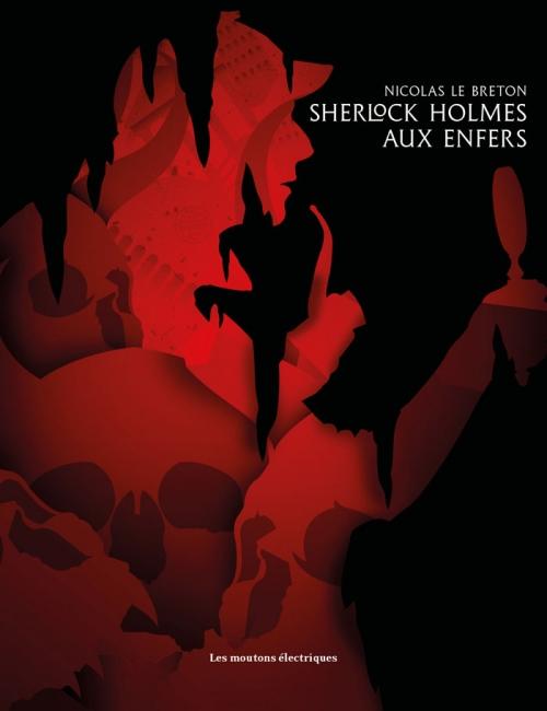Couverture Sherlock Holmes aux enfers