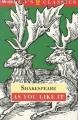 Couverture Le marchand de Venise, Comme il vous plaira, Beaucoup de bruit pour rien Editions Oxford University Press (World's classics) 1993