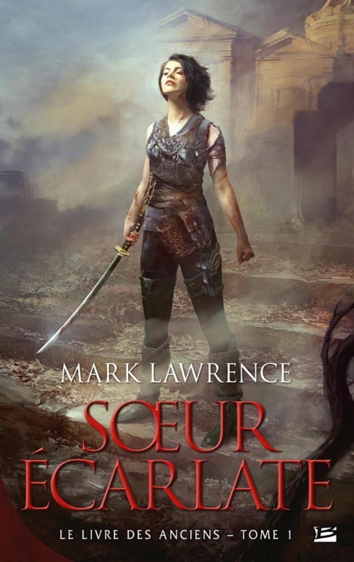 Couverture Red Sister, book 1