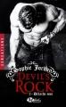 Couverture Devil's rock, tome 2 : Détache-moi Editions Milady (Romance - Sensations) 2017