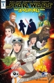 Couverture Star Wars Adventures (comics), book 1 Editions IDW Publishing 2017
