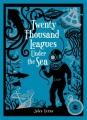 Couverture 20 000 lieues sous les mers / Vingt mille lieues sous les mers Editions Barnes & Noble 2012