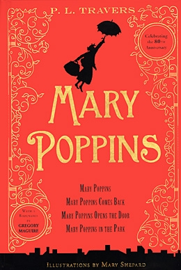 Couverture Mary Poppins: The complete collection