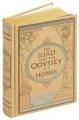 Couverture Iliade, Odyssée / L'Iliade et l'Odyssée Editions Barnes & Noble (Barnes & Noble Leatherbound Classics Series) 2013