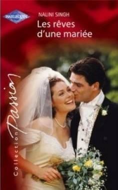 Couverture Les rêves d'une mariée