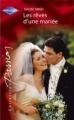 Couverture Les rêves d'une mariée Editions Harlequin (Passions) 2006