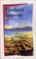 Couverture Salammbô (roman) Editions Flammarion (GF) 2001
