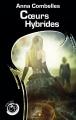 Couverture Coeurs hybrides Editions L'ivre-Book 2017