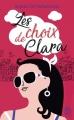 Couverture Les choix de Clara Editions J'ai Lu 2017