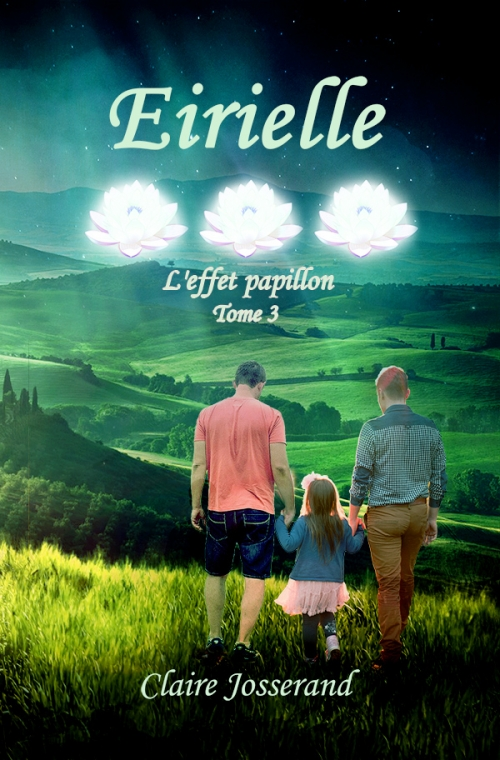 Couverture Eirielle, tome 3 : Eirielle : L'effet papillon