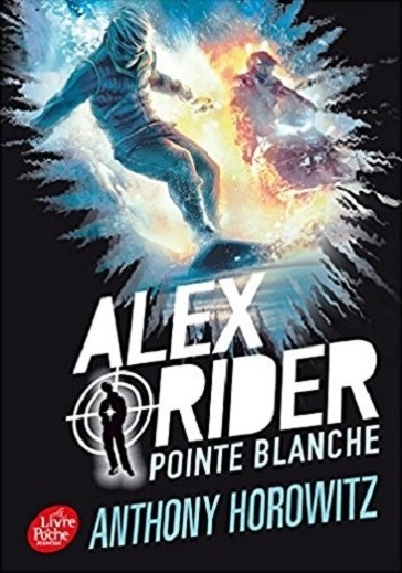 Couverture Alex Rider, tome 02 : Pointe blanche