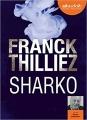 Couverture Franck Sharko & Lucie Hennebelle, tome 6 : Sharko Editions Audiolib 2017