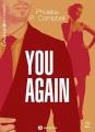 Couverture You again, tome 2 Editions Addictives (Adult romance - Comédie) 2017