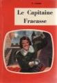 Couverture Le capitaine Fracasse, abrégé Editions O.D.E.J. 1961