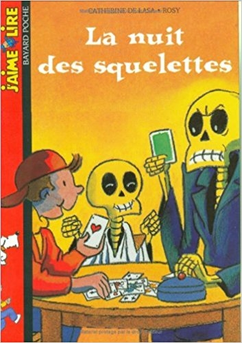 Couverture La nuit des squelettes