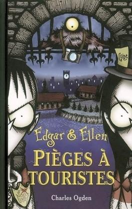 Couverture Edgar & Ellen, tome 2 : Piège à touristes