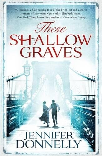 Couverture These Shallow Graves