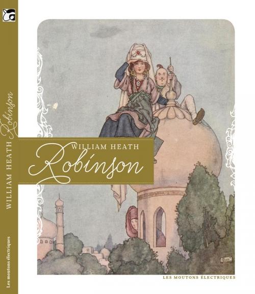 Couverture William Heath Robinson