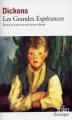 Couverture De grandes espérances / Les Grandes Espérances Editions Folio  (Classique) 2016