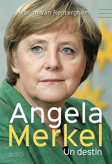 Couverture Angela Merkel : Un destin