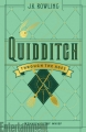 Couverture Le Quidditch à travers les âges Editions Arthur A. Levine Books 2017