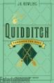 Couverture Le Quidditch à travers les âges Editions Arthur A. Levine Books 2017