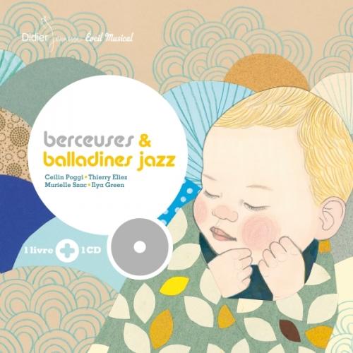 Couverture Berceuses et balladines jazz
