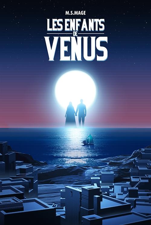 Couverture Les enfants de Vénus