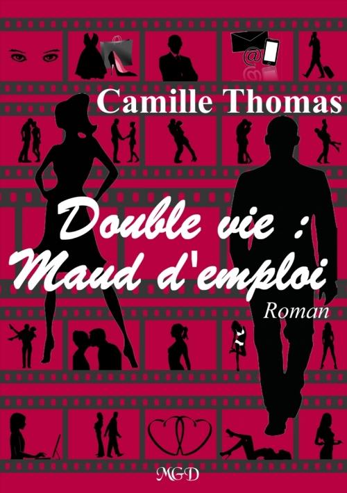 Couverture Double vie : Maud d'emploi