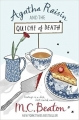 Couverture Agatha Raisin enquête, tome 01 : La quiche fatale Editions Constable 2010