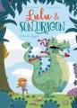 Couverture Lulu et son Dragon Editions Jungle ! 2017