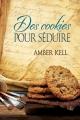 Couverture Des cookies pour séduire Editions Dreamspinner Press 2017