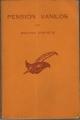Couverture Pension Vanilos Editions Librairie des  Champs-Elysées  (Le masque) 1956