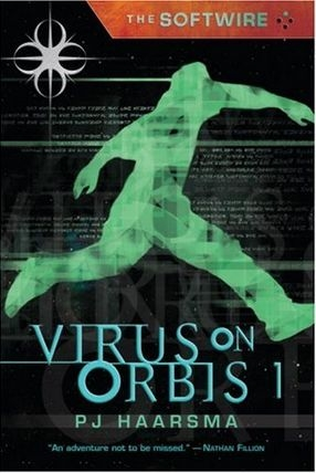 Couverture The Softwire, book 1: Virus on Orbis 1