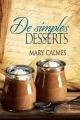 Couverture De simples desserts Editions Dreamspinner Press 2017