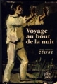 Couverture Voyage au bout de la nuit Editions Le Livre de Poche 1958