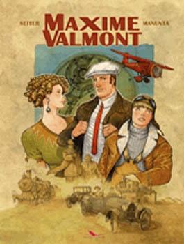 Couverture Maxime Valmont