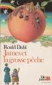 Couverture James et la grosse pêche Editions Folio  (Junior) 1986