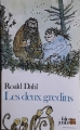 Couverture Les deux gredins Editions Folio  (Junior) 1986