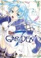 Couverture 7th Garden, tome 2 Editions Delcourt-Tonkam (Shonen) 2017