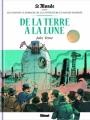 Couverture De la terre à la lune Editions Glénat 2017