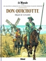 Couverture Don Quichotte Editions Glénat 2017