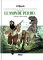 Couverture Le monde perdu, tome 1 Editions Glénat 2017
