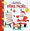 Couverture Le compte à rebours du père Noël Editions Chouette 2017