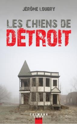 Couverture Les chiens de Detroit