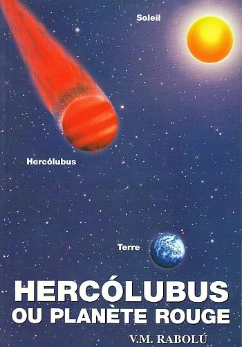 Couverture Hercolubus ou planète rouge