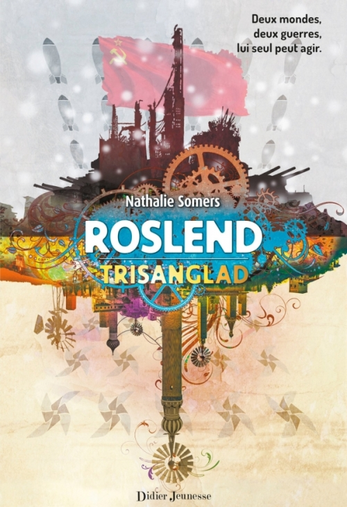 Couverture Roslend, tome 2 : Trisanglad