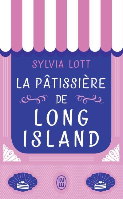 Couverture La patissière de Long island